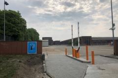 Bahnpark Eingang